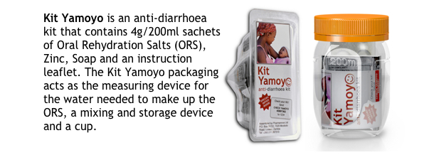 Kit Yamoyo packaging - looking to the future