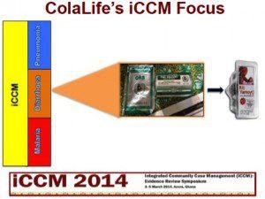 iccm colalife slide