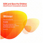 ColaLife wins GSK and Save The Children Healthcare Innovation Award