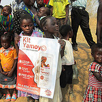 Girls with Kit Yamoyo poster