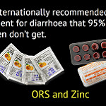 Update: Co-packaged ORS/Zinc on the WHO Essential Medicines List for Children (EMLc)
